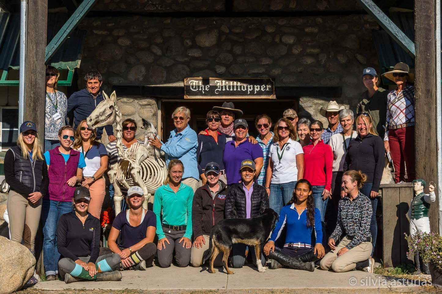 Young Horse Trainer School Participants